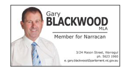 Gary Blackwood - Member For Narracan