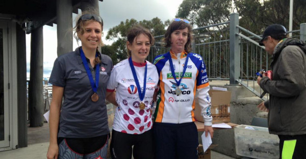Voyage Fitness A Women's Podium